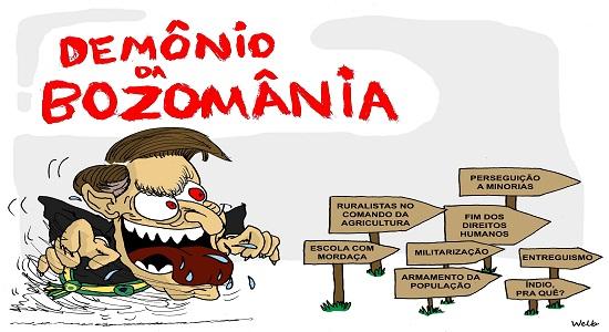 Mudanças políticas buscam radicalizar o governo Bolsonarista