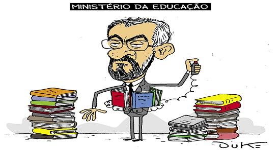 Weintraub: educador deseducado/ Por Sérgio Jones*