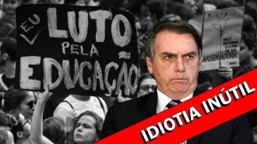 Estudantes fazem rejeição a Bolsonaro disparar