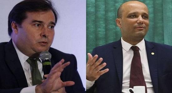 Após rompimento de Maia com líder do governo, Bolsonaro acredita em harmonia