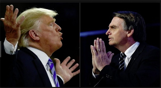 Bolsonaro: capacho dos poderosos do Brasil e dos EUA/ Por Sérgio Jones*