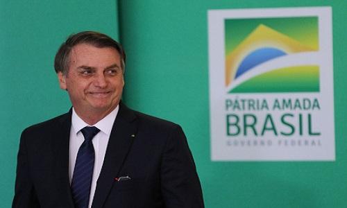 Bolsonaro troca presidente da Embratur