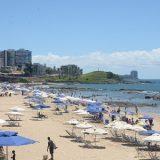 Litoral da Bahia tem 29 praias impróprias para banho no fim de semana; confira lista