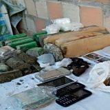 PF prende grupo que fornecia drogas na BA e ES