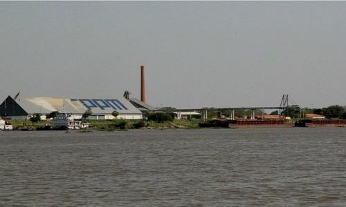 Mais de 10% da soja exportada por MS é escoada pelo terminal de Porto Murtinho