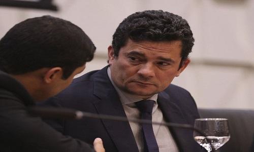 Moro lamenta a transferência da Coaf para o Ministério da Economia
