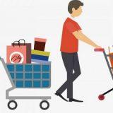 Confiança do consumidor recua pelo 4º mês seguido, segundo FGV