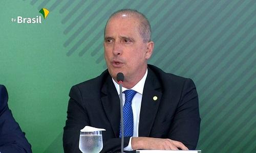 Onyx: Líderes do governo 'fizeram confusão' sobre recuo em bloqueio no MEC