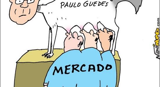Paulo Guedes: um lacaio dos ricos/ Sérgio Jones