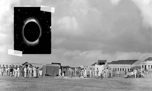 Entenda como um eclipse solar no Brasil ajudou a confirmar a Teoria da Relatividade de Einstein
