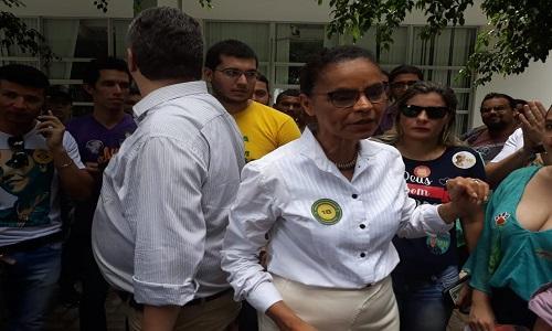 'País vive desmonte extremamente agressivo no sistema nacional de meio ambiente', afirma Marina Silva
