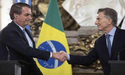 Europeus adotam cautela sobre acordo com Mercosul