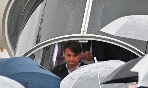 Bolsonaro desistiu de mencionar Venezuela em discurso para 'não polemizar' com Putin.