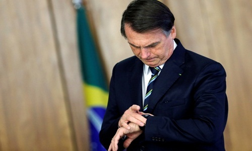 Governo ainda não tem votos na Câmara para aprovar Previdência, diz Bolsonaro em entrevista