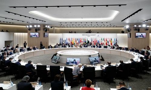 Em comunicado final, G20 fala em 'intensificação de tensões comerciais e geopolíticas'