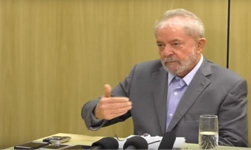 Mensagens abrem novo flanco para defesa de Lula questionar condenação