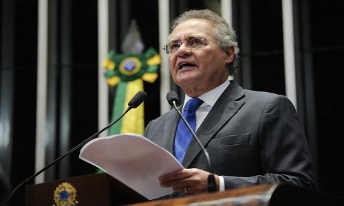 """""""Moro deixou várias perguntas sem resposta"""", diz Renan Calheiros"""