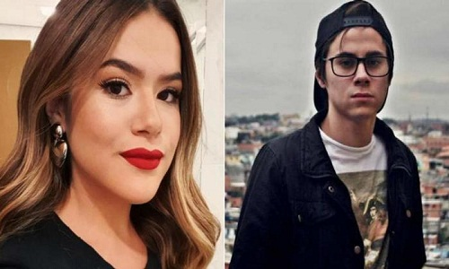 Maisa lamenta morte do ator Rafael Miguel