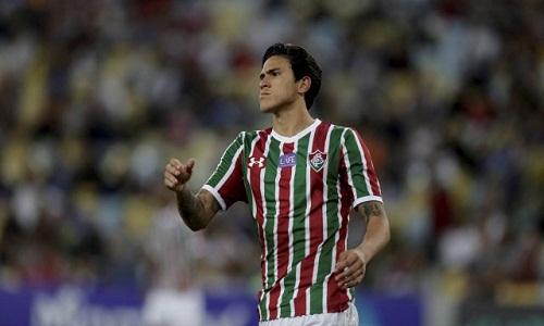 Flamengo iguala propostas de clubes europeus para tirar Pedro do Fluminense