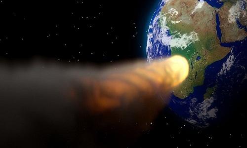 Asteroide explode na atmosfera terrestre perto de Porto Rico