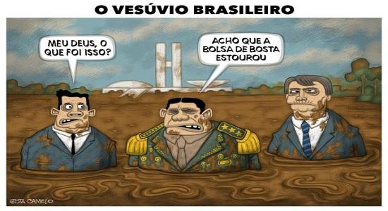 Bolsonaro se derrete: 51% desaprovam governo e 41% acham ruim ou péssimo