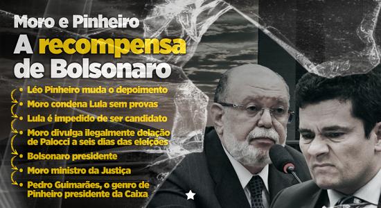Nova bomba do Intercept prova que delação contra Lula foi forjada pela Lava Jato