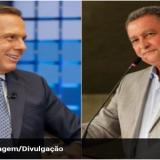 Rui e Dória dão sinais de que podem participar de um possível embate eleitoral em 2022