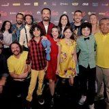 Mauricio de Souza se emociona após assistir pré-estreia de 'Turma da Mônica – Laços'
