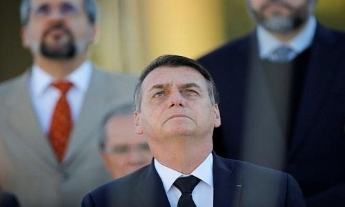 Bolsonaro defende manter decreto de armas, que Senado pode suspender nesta 3ª-feira