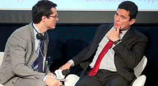 Folha e Intercept formam parceria e revelam novos crimes de Moro e Dallagnol