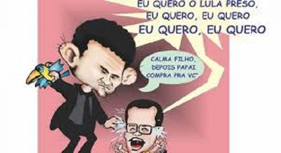 Moro e Dallagnol forjaram acusação e golpearam a democracia/Por sérgio Jones*