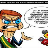 Bolsonaro, lídimo representante da imbecilidade coletiva brasileira/ Por Sérgio Jones*
