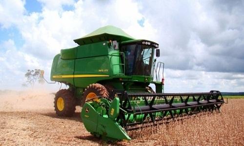 Venda de máquinas agrícolas cai 5,8% em maio, segundo Anfavea