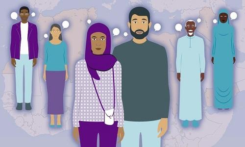 Aumenta no mundo árabe número de pessoas sem religião