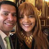 Deputada Flordelis passa a ser suspeita na morte do próprio marido