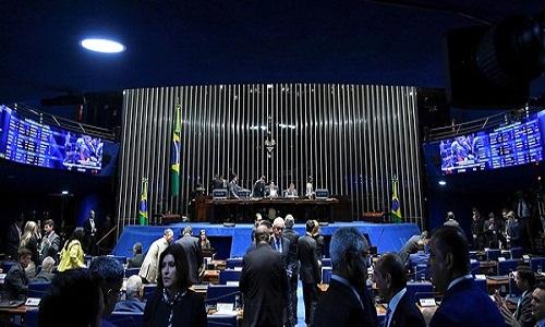 Senado aprova projeto de lei que atualiza o marco regulatório do saneamento básico