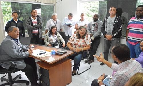 Comissão de moradores do Minha Casa, Minha Vida apresenta demandas a secretário