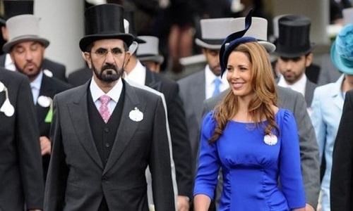 Quem é a princesa Haya e por que ela fugiu de Dubai para o Reino Unido?
