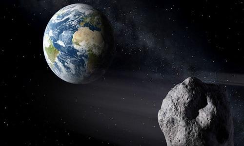 Asteroide de 55 milhões de toneladas está vindo em direção à Terra
