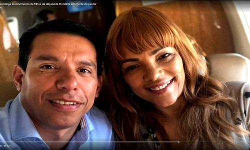 Flordelis diz que marido assassinado tinha relação estremecida com filho