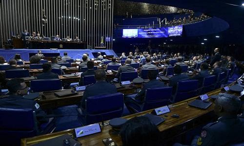 Senado aprova projeto que obriga Justiça a cumprir prazo em decisão provisória