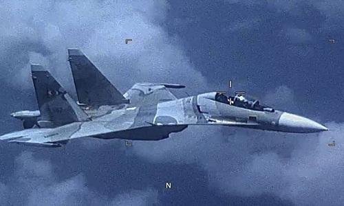 EUA acusam Venezuela de agressão contra avião norte-americano no Caribe