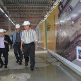 Dirigentes do Sebrae acompanham o prefeito Colbert Filho em visita ao Centro Comercial Popular
