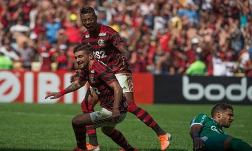Flamengo goleia o Goiás no Maracanã