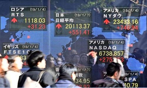 Índices da China caem em meio a visões divergentes sobre perspectivas de crescimento
