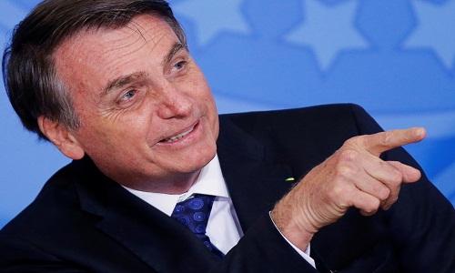 Bolsonaro manifesta confiança na aprovação da reforma antes do recesso