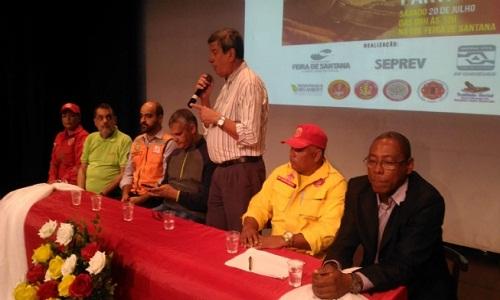 Prefeitura promove Simpósio para avançar nos serviços de Bombeiros Civis