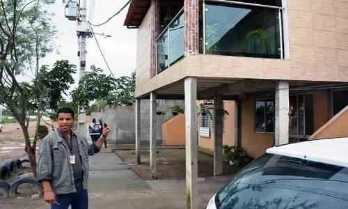 Prefeitura constata irregularidades em doze imóveis do Residencial Caraíbas
