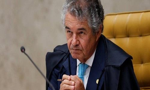 Marco Aurélio sobre Moro: 'Espero que não ocupe a cadeira que deixarei'