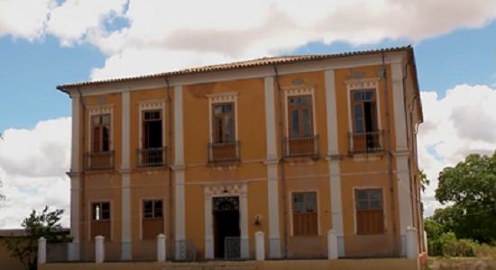Casa do Barão de Jeremoabo pode ser tombada  como patrimônio histórico cultural